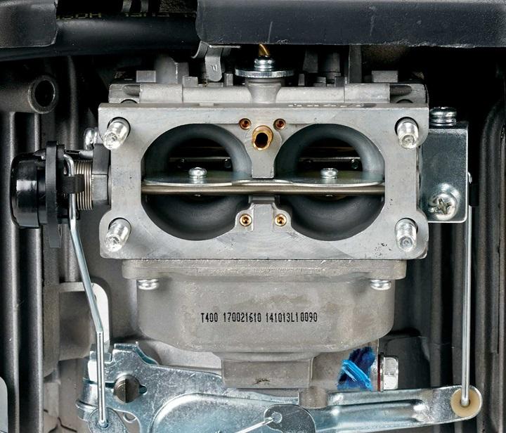 Two-Barrel Carburetor
