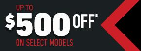 Dollars Off Select Z Master 2000 HDX Mower