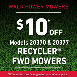 $10 Off Recyclers