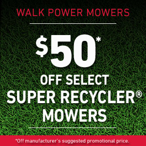 $50 Off Super Recyclers