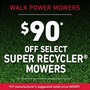 Dollars off Super Recycler