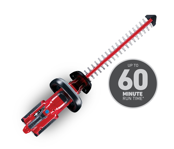 power plex hedge trimmer