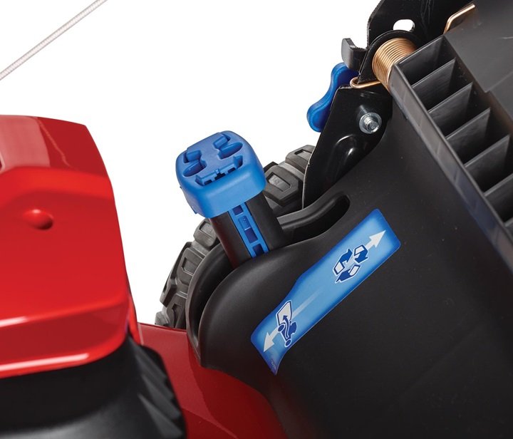 Toro PoweReverse Bag-on-Demand