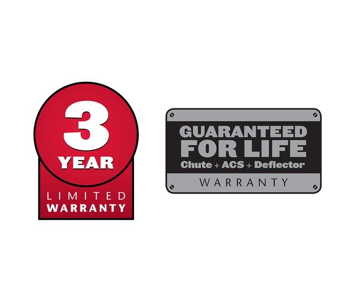 SnowMaster Warranty