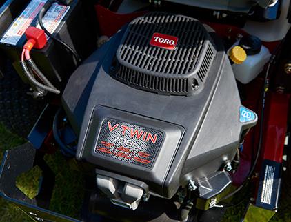 TITAN HD Powerful Engines