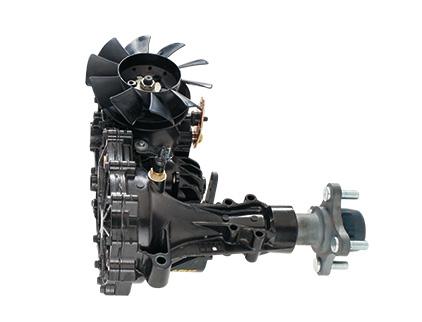 TITAN HD Heavy-Duty Hydraulics