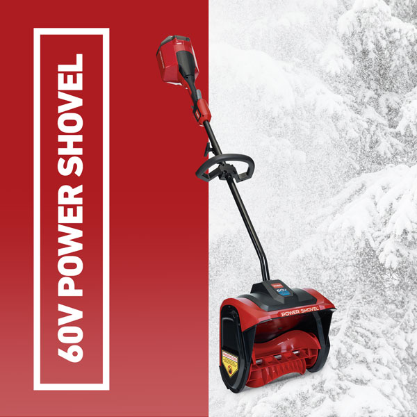 Toro Power Shovel Snow Shovel
