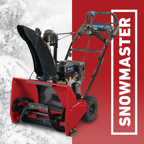 Toro SnowMaster Snow Blower