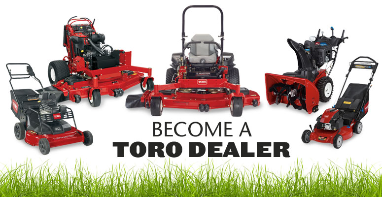 Become a Toro Dealer