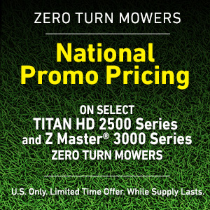 National Promo Pricing