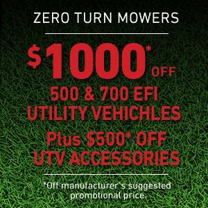 Dollars Off UTV & Accessories