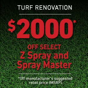 Dollars Off Select Z Spray and Spray Master