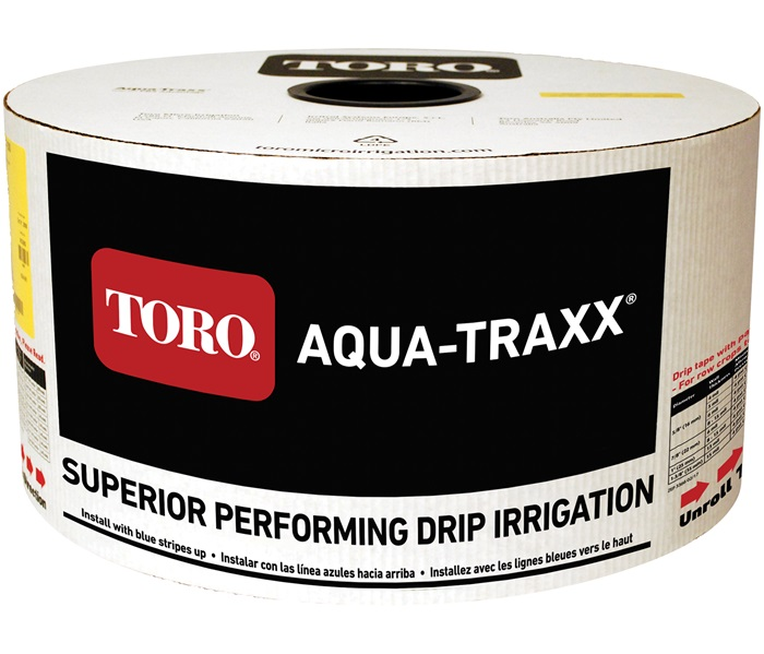Aqua-Traxx Drip Irrigation Tape for Agricultural and Greenhouse applications