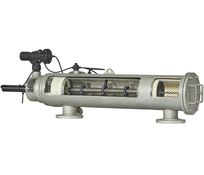 Toro Automatic Hydraulic Stainless Steel Screen Filter