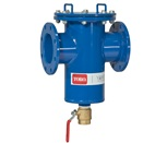 Toro in line manual agriculture filter from yamit filtration