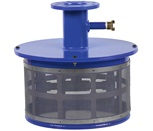 Toro pre-pump strainer for agriculture drip irrigation
