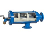 Toro semi automatic suction filter for agriculture