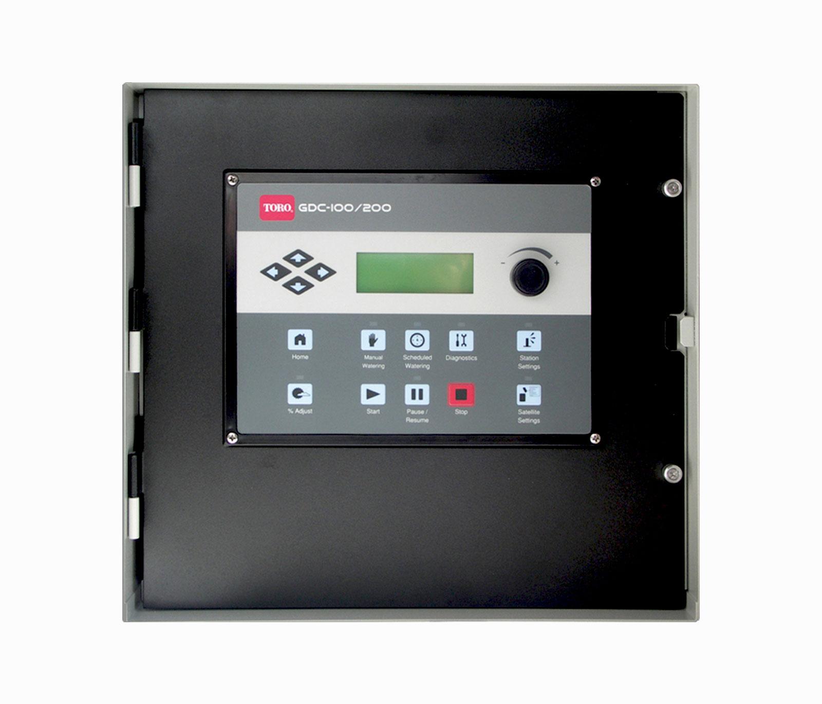 Toro Control Wiring Schematics Data Panel Color Code Gdc 2 Wire System Rh Com Electrical Basics Instrument