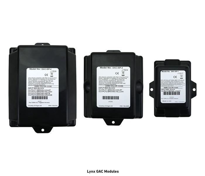 Lynx GAC Modules
