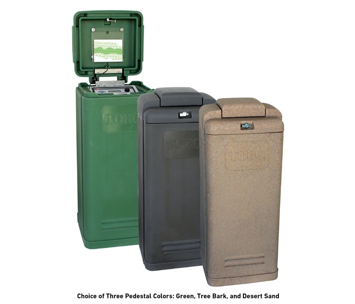 Lynx® Choice of three Pedestal Colors