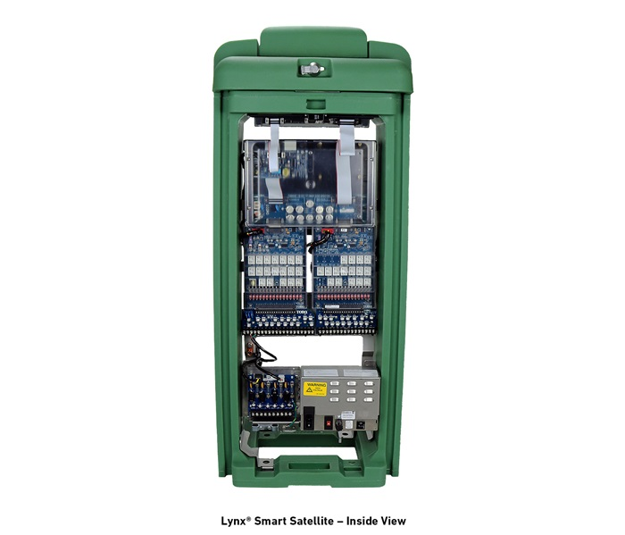 Lynx® Smart Satellite Inside View
