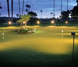 Twilight Golf Cup and Perimeter Lighting