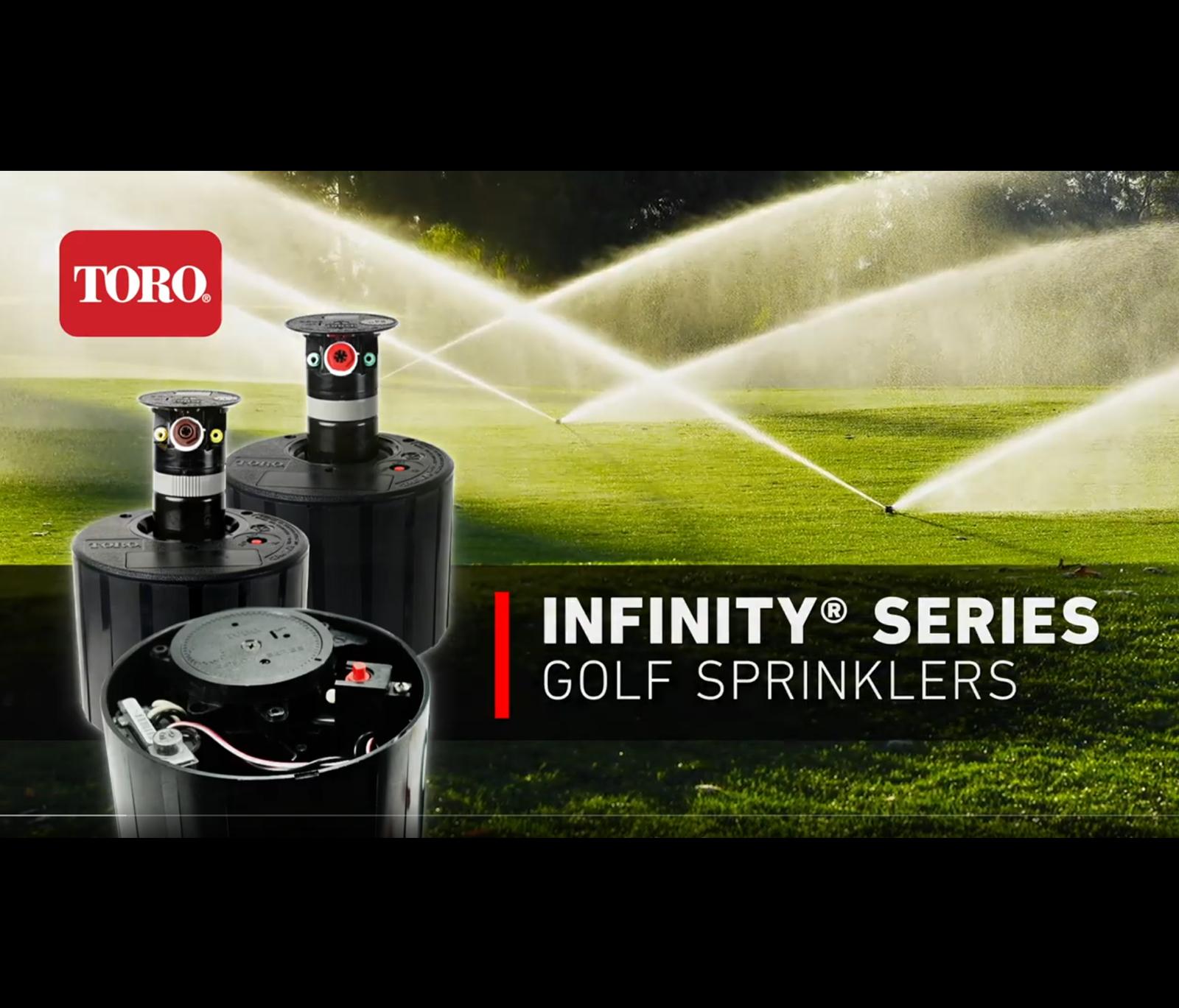 INFINITY® Series Sprinklers