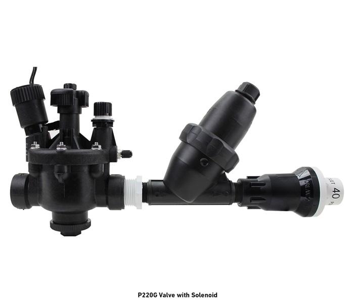 Golf Subsurface Irrigation P220G Valve Solenoid