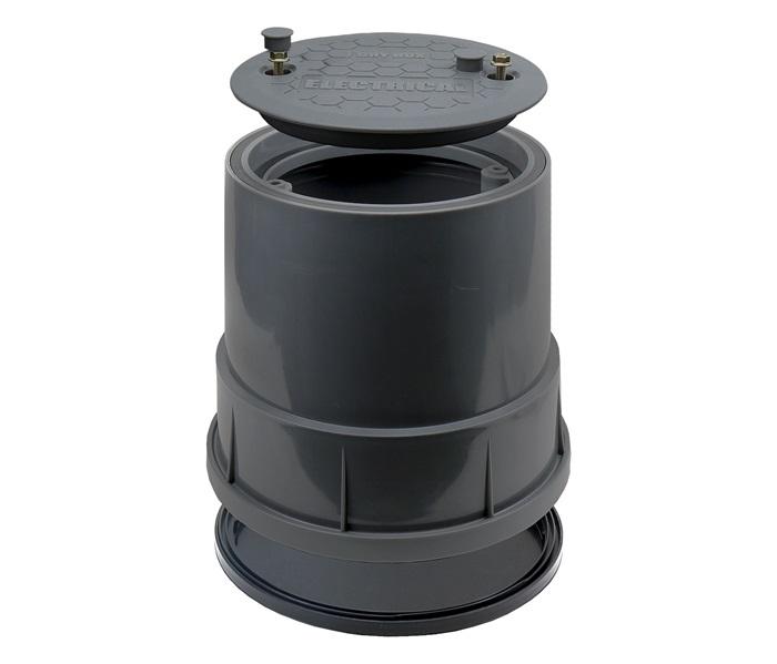 Round Dry Box