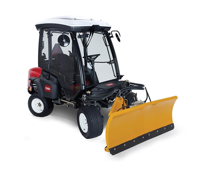 groundsmaster-360-plow-attachment