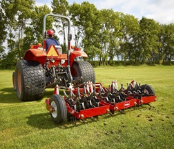 Golf Course Aeration Amp Cultivation Aerating Equipment Toro