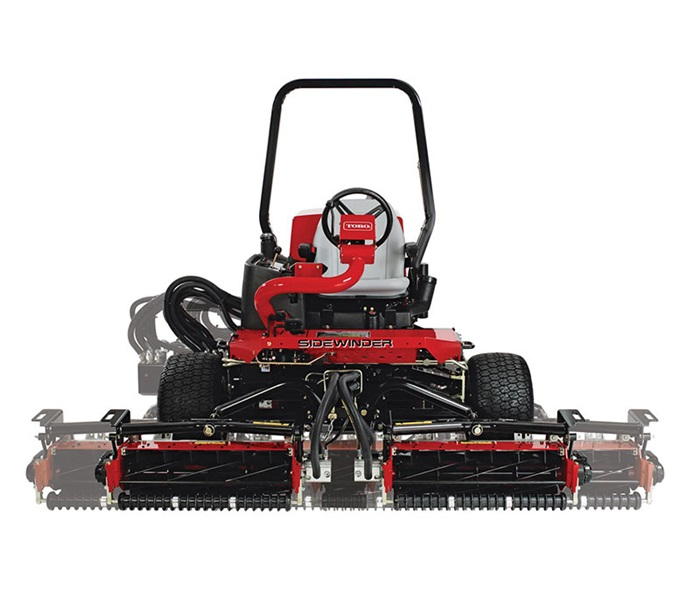 Reel Mowers, Riding Reel Mowers, Walk Power Reel Mowers | Toro