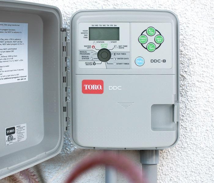 Toro 53808 DDC-8 ID//OD Controller//Timer The Toro Company