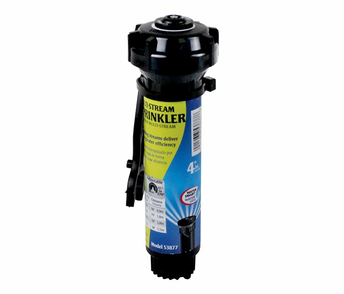 Multi-Stream Lawn Sprinkler (Adjustable) 53877