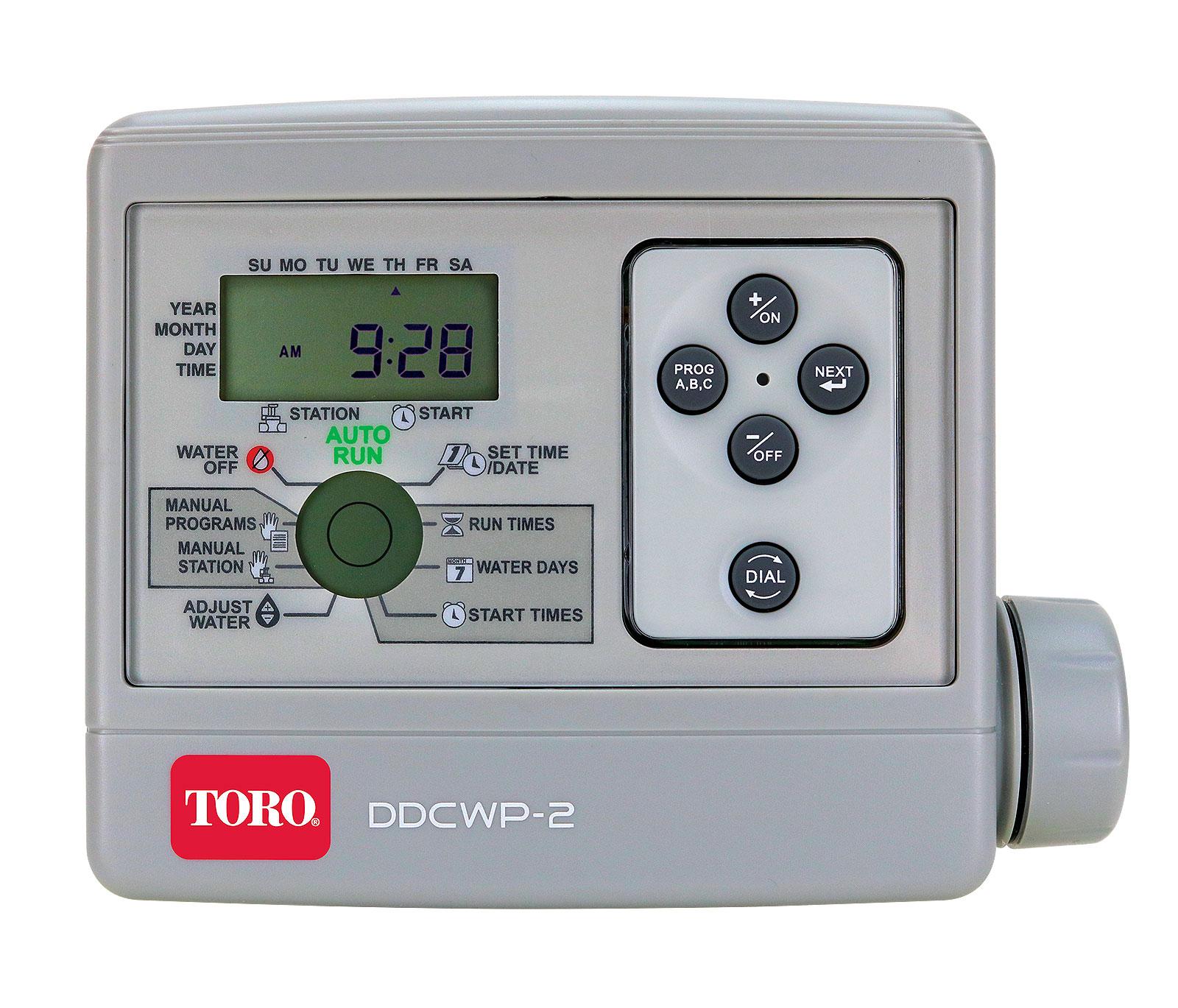 toro ddc wp rh toro com Toro Sprinkler System Home toro water sprinkler system manual