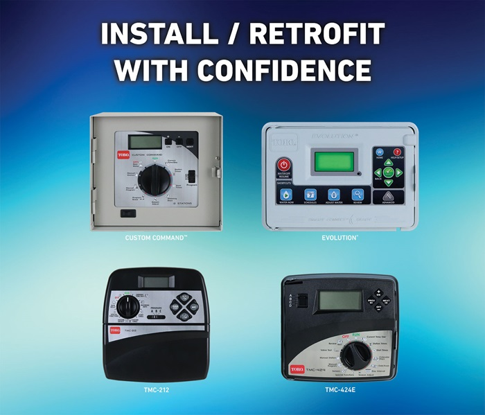 SMRT Logic™ – Install/Retrofit with Confidence