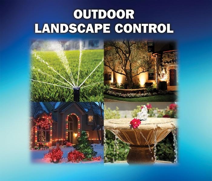 SMRT Logic™ – Outdoor Landscape Control