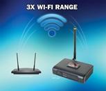 SMRT Logic™ – 3x Wi-Fi Range