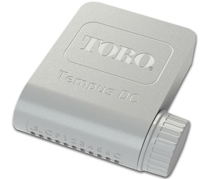 toro tempus dc, irrigation, controller