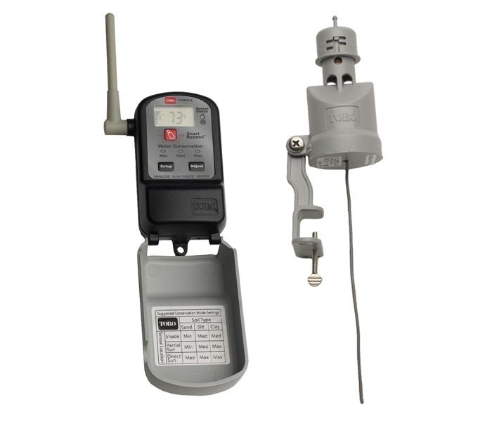 TWRS Wireless RainSensor
