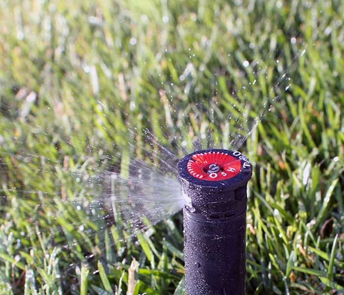 Toro Precision Efficient Sprinkler Sprays