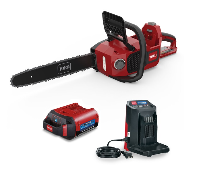 """16"""" Electric Chainsaw with 60V MAX* Battery Power (51850)"""