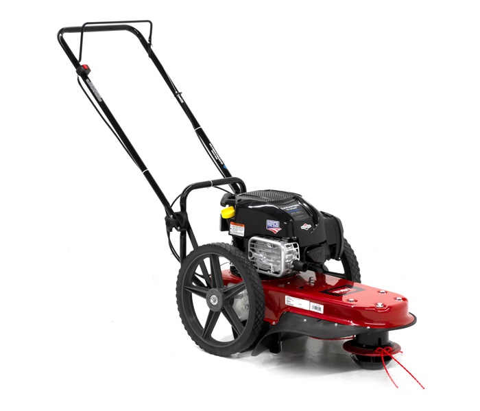 Walk Behind String Mower with 163cc 4-Cycle Briggs and Stratton Engine (52620)