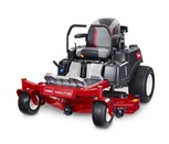 Toro® TimeCutter® MX zero turn mower with MyRIDE® suspension system and 50 inch heavy-duty deck