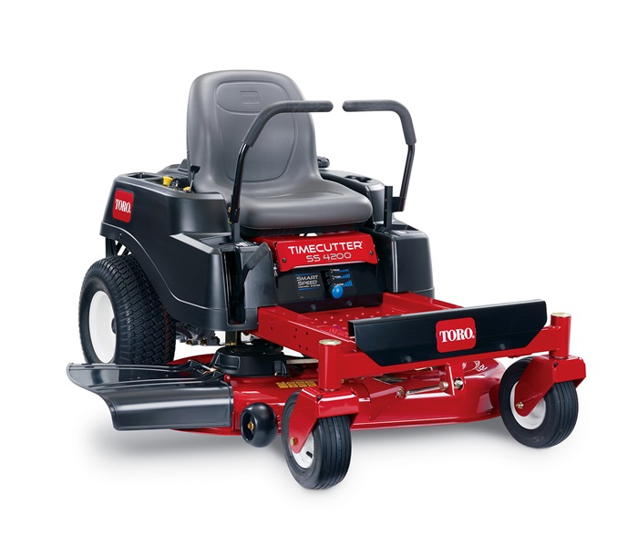 Toro TimeCutter SS 4200 zero turn mower model 74711