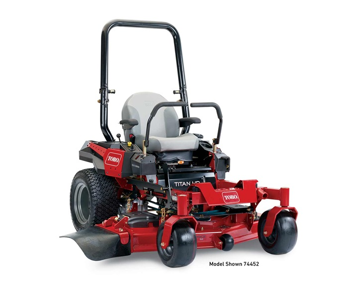 "52"" (132 cm) TITAN® HD 1500 Series Zero Turn Mower (74451)"