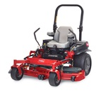 Toro® Z Master® 6000 series zero turn mower model 74969 with Horizon Technology™ left view