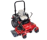 Toro® Z Master® 6000 series zero turn mower model 74969 with Horizon Technology™ top view