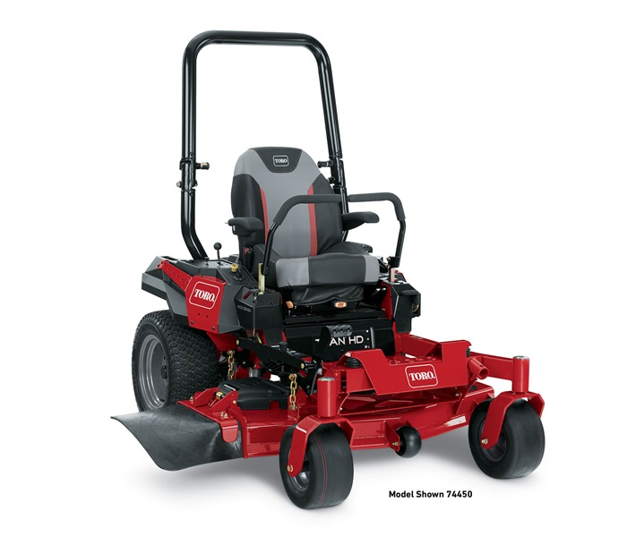TITAN HD 1500 Series Zero Turn Mower