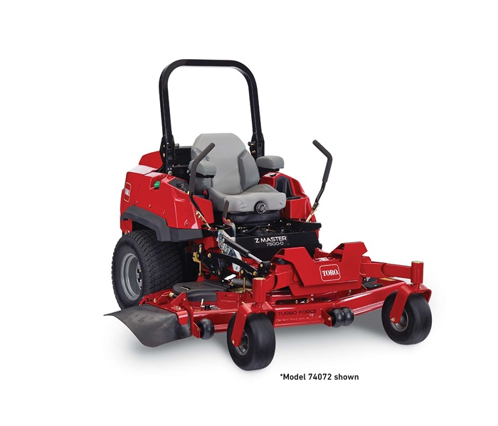 7500-D Series Z Master Zero Turn Mower